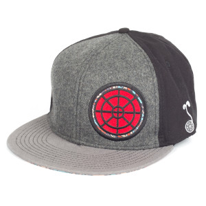 BoomBox GrassRoots Fitted Hat