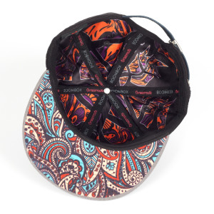 BoomBox Grassroots Strap-Back Hat
