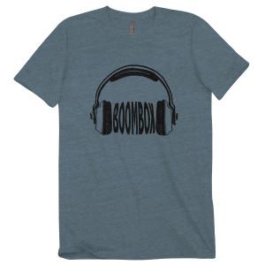 BoomBox Slate Headphones