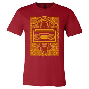 BoomBox Linework Logo T-Shirt