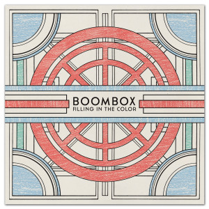 BoomBox 'Filling in the Color' - Digital Download