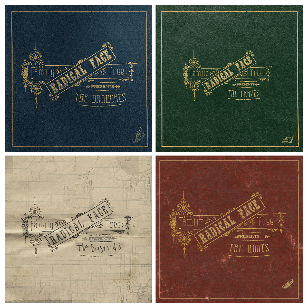 Deluxe CD Book Box Set