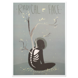 Radical Face Poster