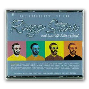 Ringo Anthology - So Far 3 CD Set