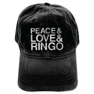 Ringo Starr PLR Stacked Logo Hat