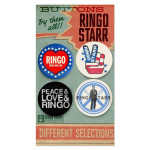 Ringo Starr PLR Button Pack