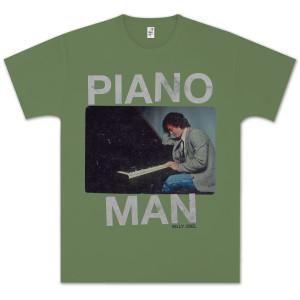Billy Joel Piano Man Photo T-shirt
