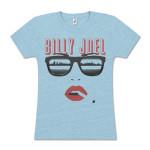 Billy Joel Reflection Girls T-Shirt