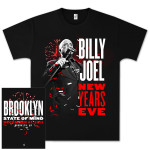 Billy Joel Confetti NYE 2014 Event T-Shirt