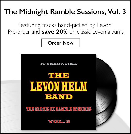 New Levon Helm Album