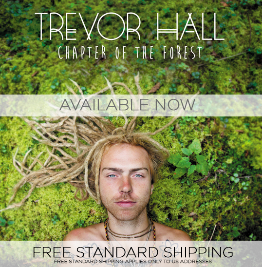 Trevor Hall New CD