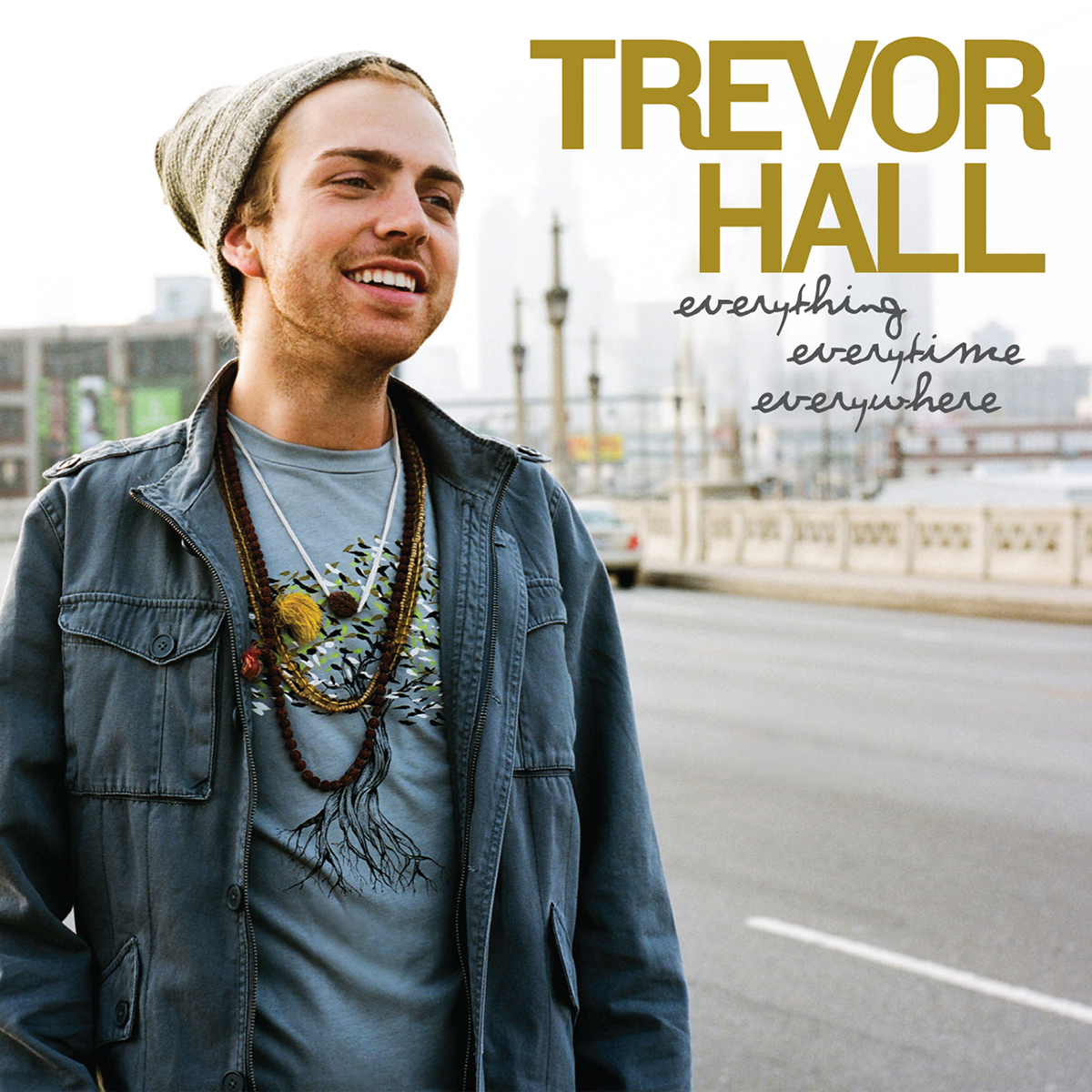 Trevor Hall - Everything Everytime Everywhere CD