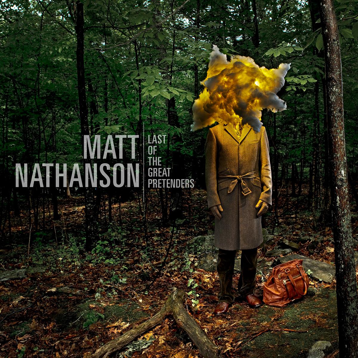 Matt Nathanson - Last of The Great Pretenders CD