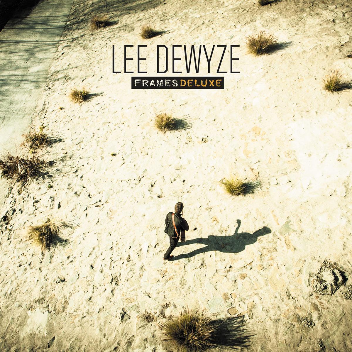 Lee DeWyze - Frames (Deluxe) CD