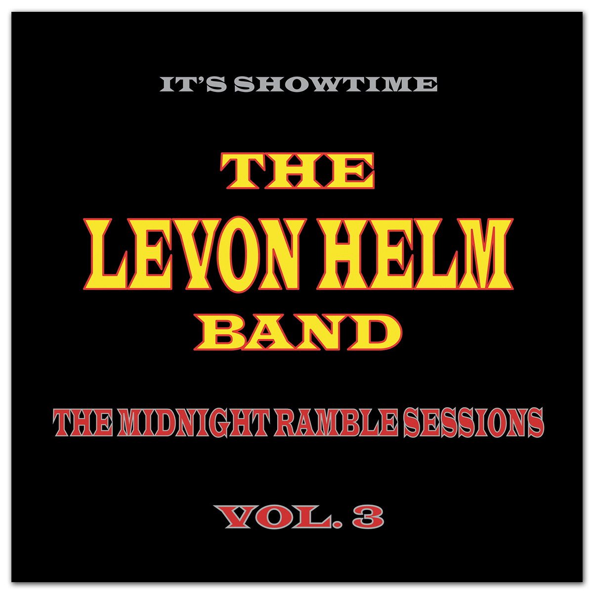The Midnight Ramble Sessions, Vol. 3 CD