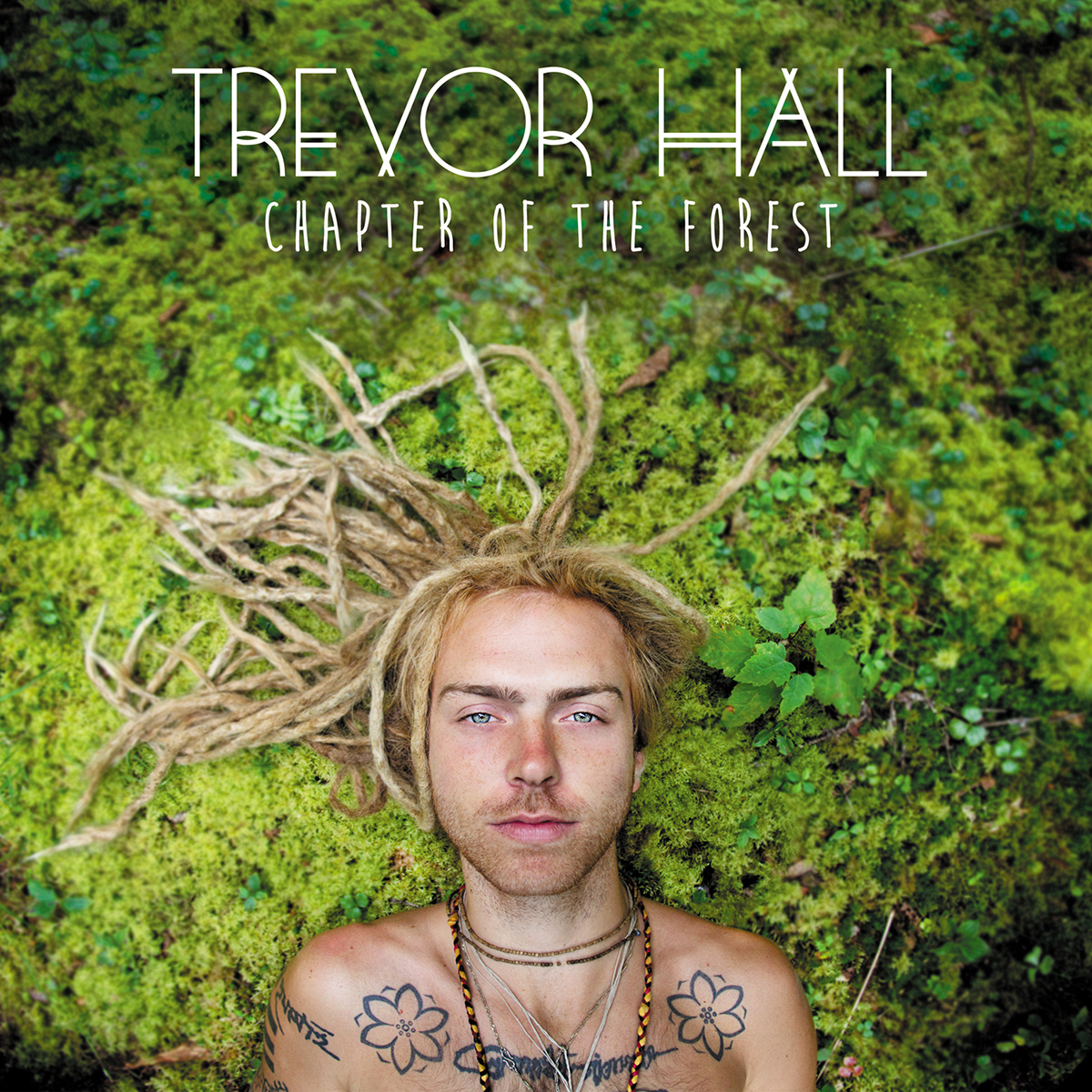 Trevor Hall - Chapter of the Forest CD