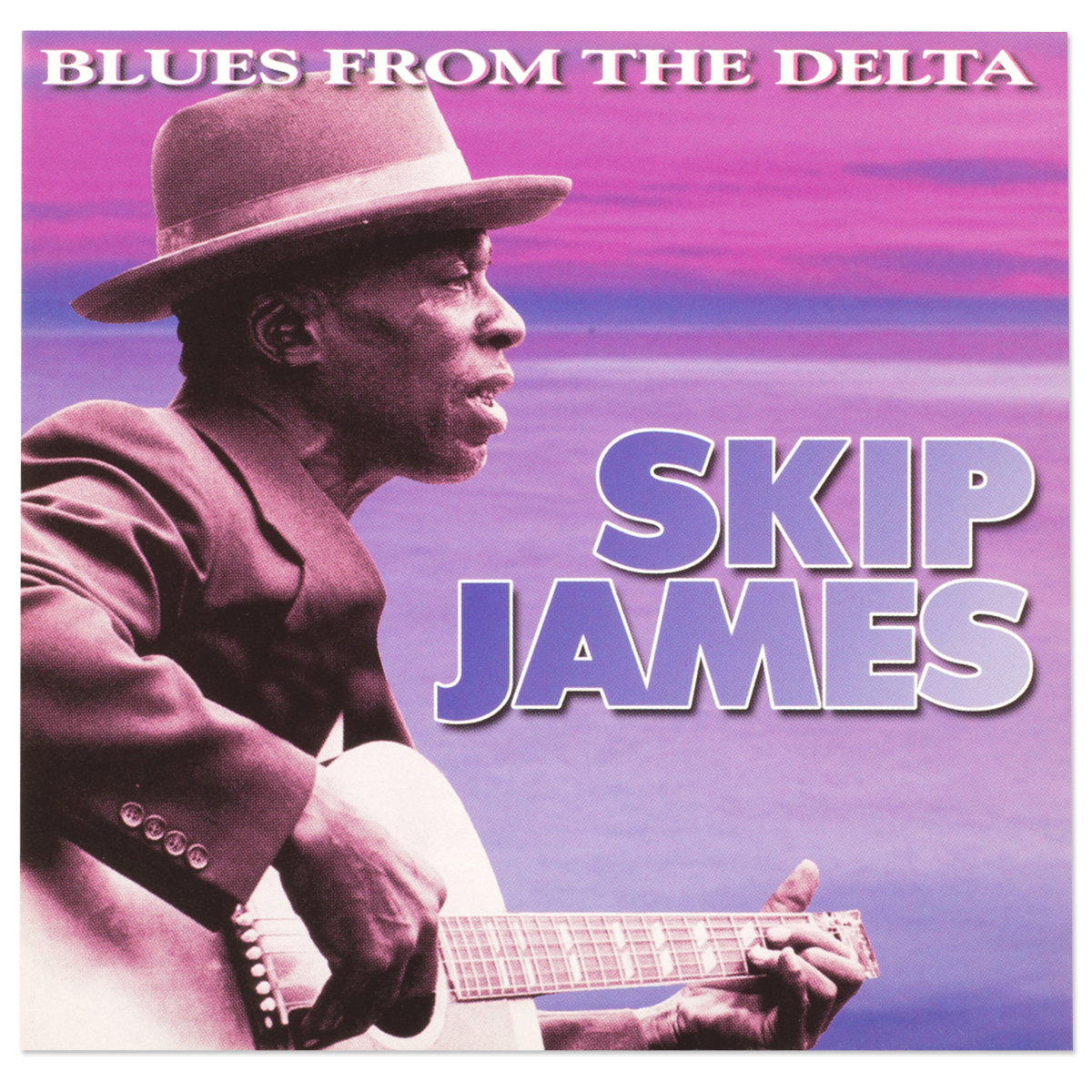 Skip James - Blues From The Delta CD