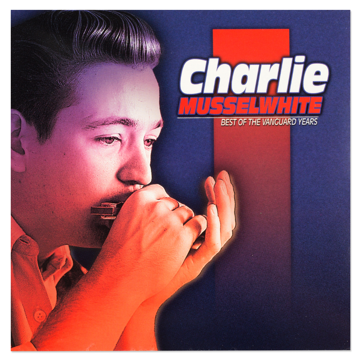 Charlie Musselwhite - Best Of The Vanguard Years CD