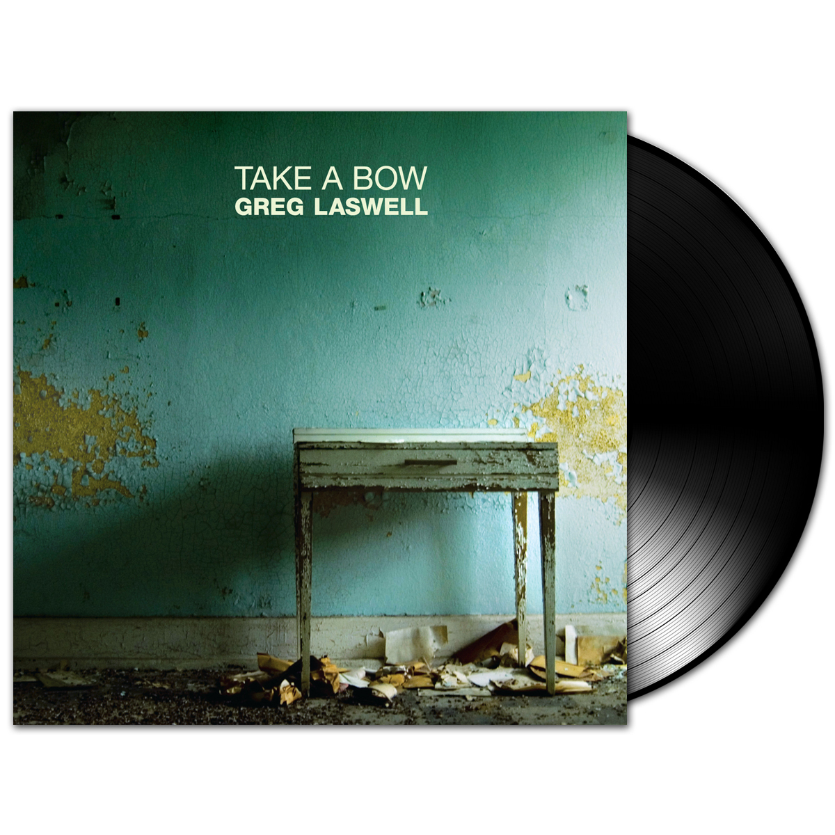 Greg Laswell - Take A Bow LP