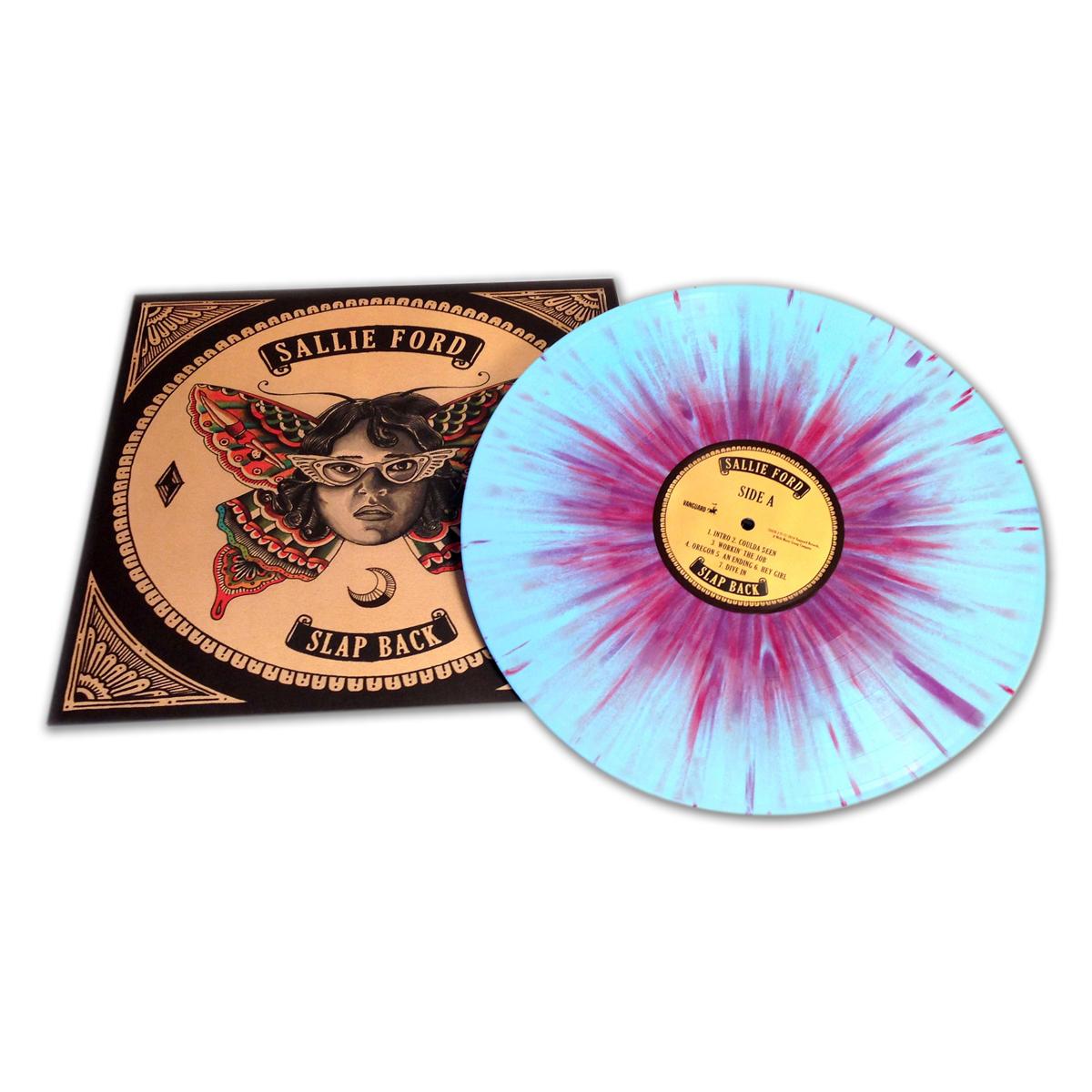 Sallie Ford - Slap Back Vinyl
