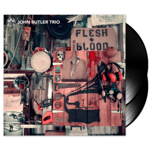 Flesh & Blood 2xLP