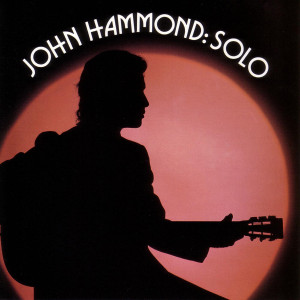 John Hammond - Solo CD