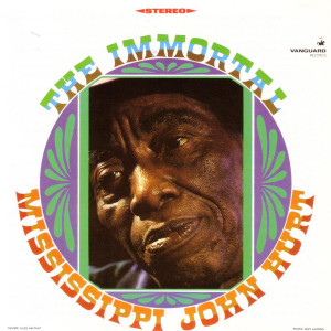 Mississippi John Hurt - The Immortal CD