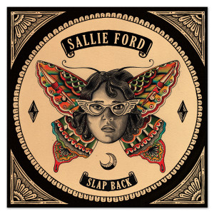 Sallie Ford - Slap Back Signed CD