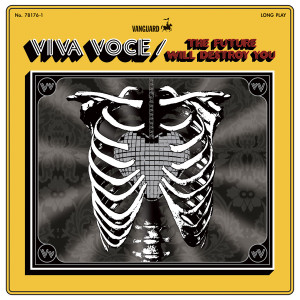 Viva Voce	- The Future Will Destroy You CD