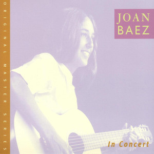 Joan Baez - In Concert Part I - CD