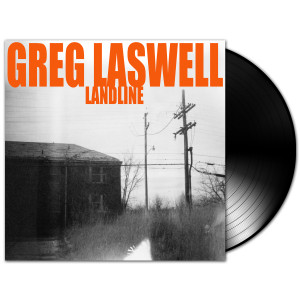 Greg Laswell - Landline LP