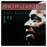 Skip James - Studio Sessions Rare and Unreleased CD