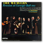 The Weavers - Reunion at Carnegie Hall 1963 CD