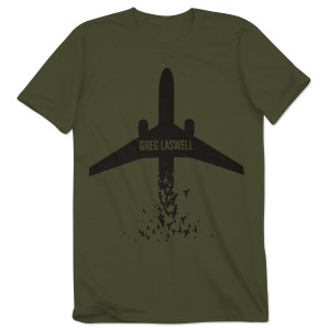 Airplane Men's T-Shirt