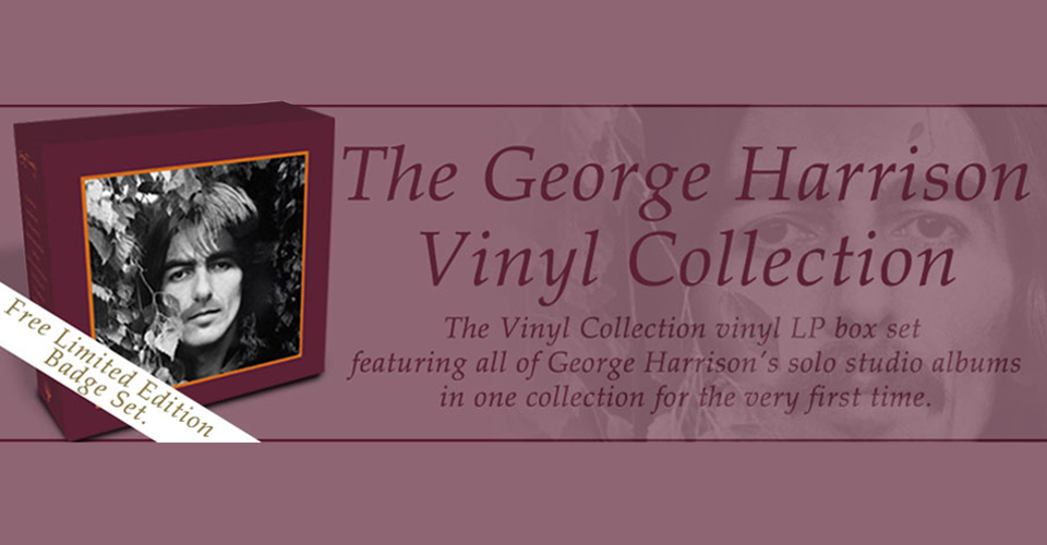 George Harrison Vinyl Collection
