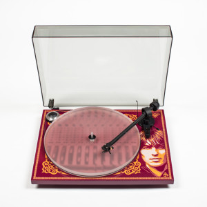George Harrison Pro-Ject Turntable