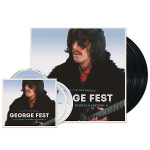 George Fest Bundle (2 CD+Blu-ray + 3xLP)