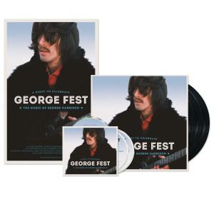 George Fest Bundle (2CD/Blu-ray + 3LP + Ltd Ed Poster)