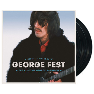 George Fest Vinyl 3xLP