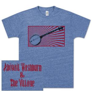 Abigail Washburn Banjo Unisex T-Shirt