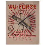 Abigail Washburn Limited Edition Wu-Force Tour Poster