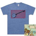 Abigail Washburn City of Refuge CD/Banjo T-Shirt Bundle