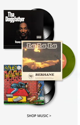Shop Snoop Dogg Music