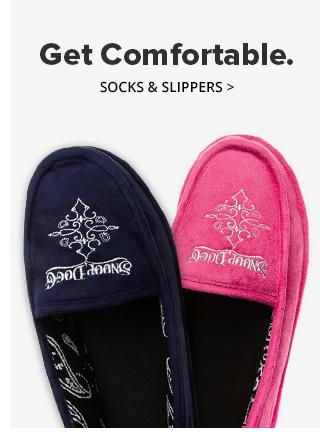 Snoop Dogg Socks & Slippers
