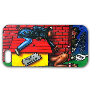 Snoop Dogg Doggy Style iPhone 5 Case Glossy