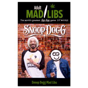 Snoop Dogg Adult Mad Libs