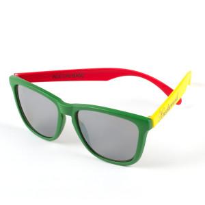 Snoop Lion Knockaround Rasta Premium Sunglasses