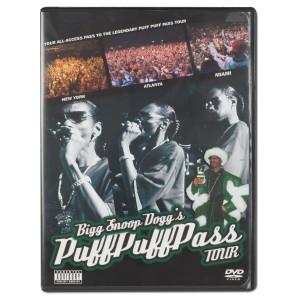 Snoop Dogg's Puff Puff Pass Tour DVD