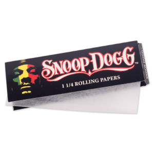 Snoop Dogg Official 1.25 Rolling Papers