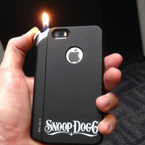 Snoop Dogg Lighter iPhone 5/s Case